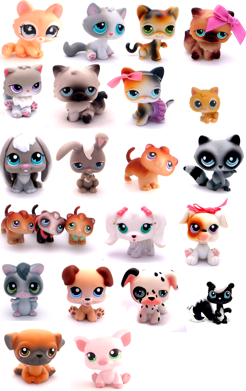 littlest pet shop littlest
