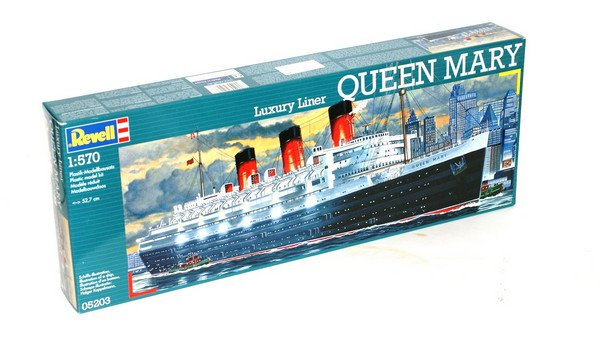 ������ ������ Queen Mary