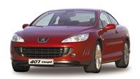 ������ ������ PEUGEOT 407 COUPE 1:18 12562