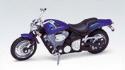 Модель мотоцикла YAMAHA 2002 ROAD STAR WARRIOR 1:18 12156P