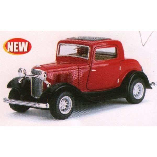 ������ 1932 FORD 3-WINDOW COUPE ����������� 1:32 ����������� ����� KT5332W
