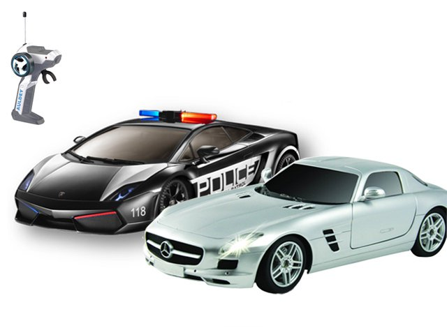 Ру 1:28 Police Pack-1:28 Gallardo VS S