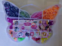 ����� ��� ����� 2000 ��. ������� (Loom Bands) �������