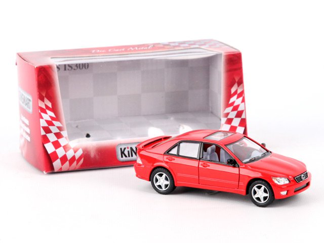 Машина 1:36 Lexus IS300 5046WKT металл в