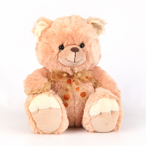 Медведь K11049A 40 см TM PLUSH APPLE без