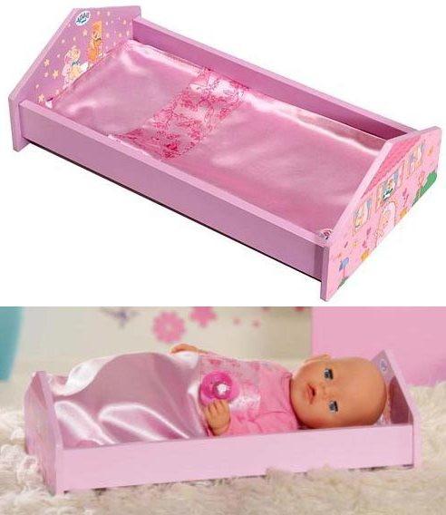 Кровать для беби бона своими руками из коробки 45