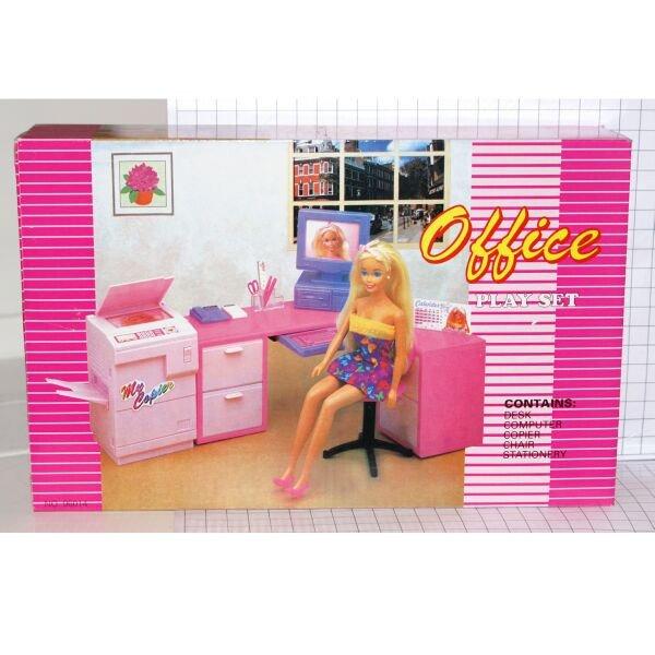 Мебель для барби