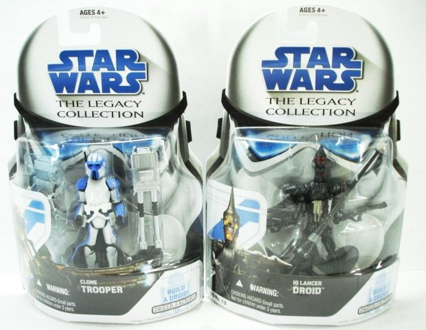 ��������  Star Wars The Legasy Collection