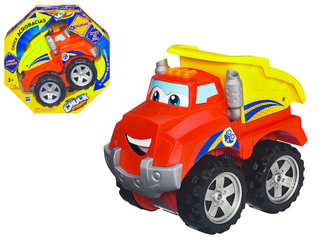 Машина 39829121 Чак-Акробат PLAYSKOOL