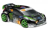 Модель 116 Fiesta Rally Ken Block Brushless на шасси