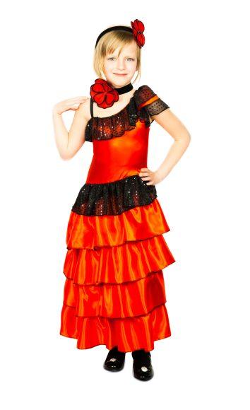 Карнавальный костюм Испанка  okru