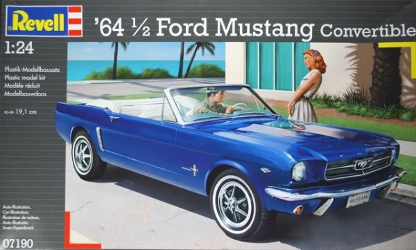 ���������� 64 12 Ford Mustang Convertible