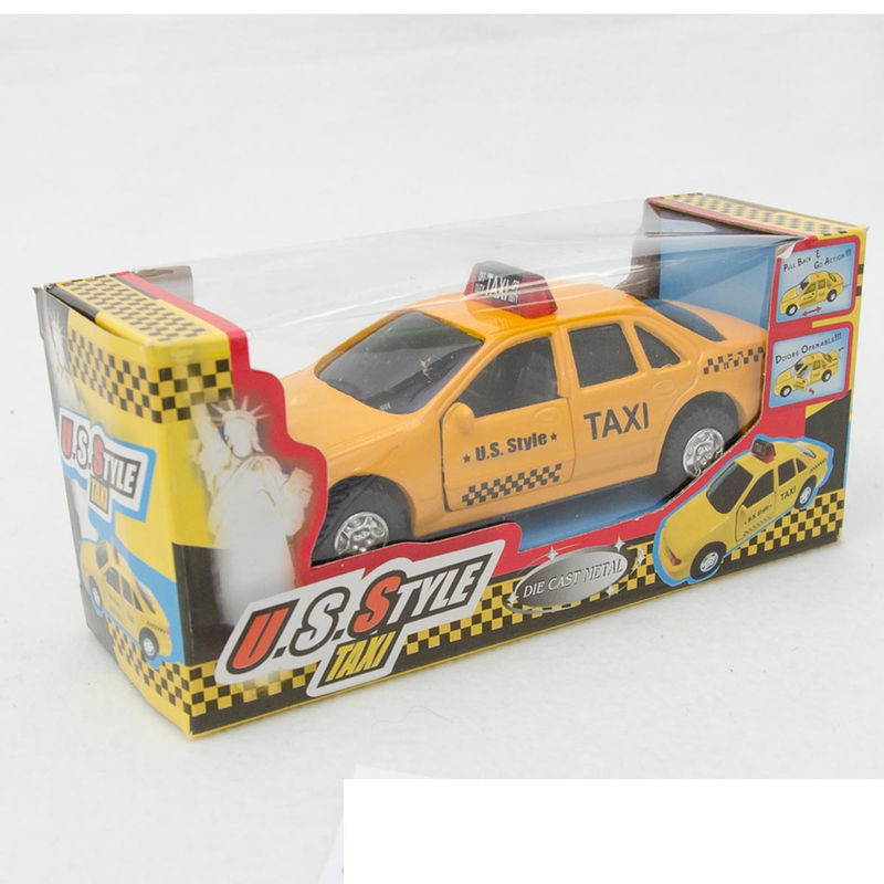 Инерц. маш.мет. New York Taxi, BOX, арт.TC32808F