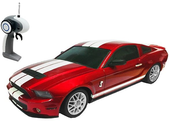 Машина ру Ford Shelby GT500