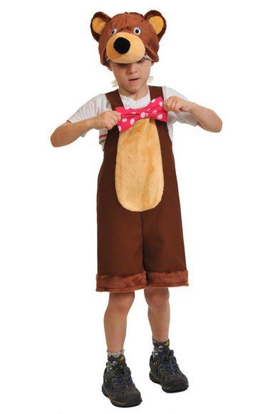 Как сделать костюм медведь 939