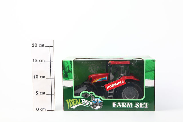 Трактор Ideal Farm, Box, арт.6566