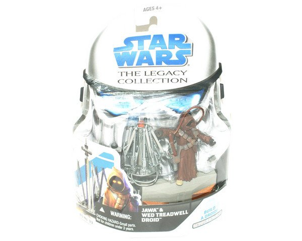 Фигурки  Star Wars The Legasy Collection  Jawa & Wed Treadwell Droid