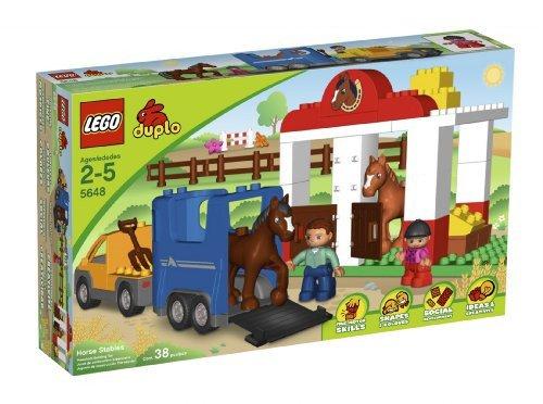 5648 Лего Дупло Конюшня