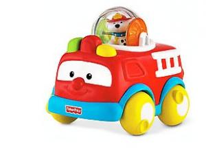 Машинка Roll-a-Rounds Fisher-Price