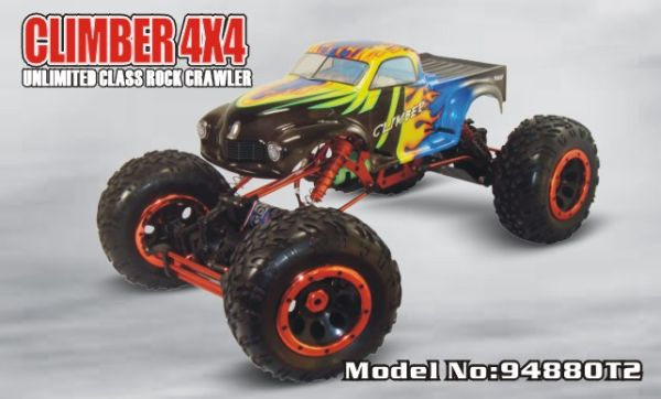 ROCKEXTREME Climber 18 Off-Road электрокраулер