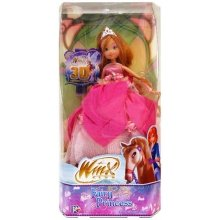 Кукла Winx Club Fairy Princess Флора