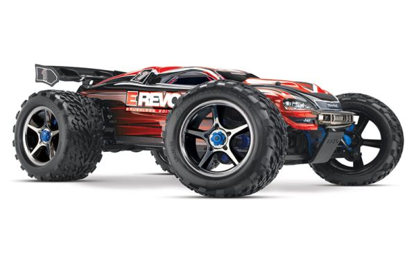 ���������������� ������ ��������������� ������� Traxxas E- REVO Brushless