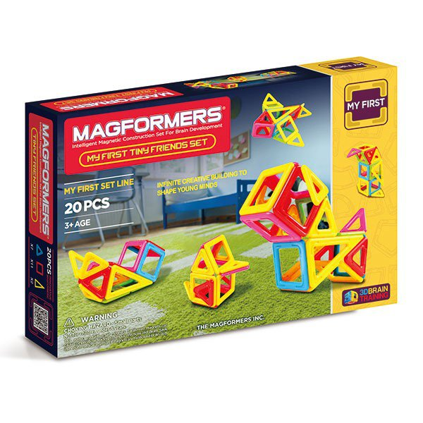 ��������� ����������� MAGFORMERS 63143 Tiny Friends
