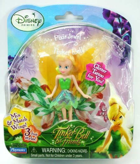 ������� ����� Tinker Bell & Friends Tinker Bell Pixie Jewerel ��������� ��� �����������