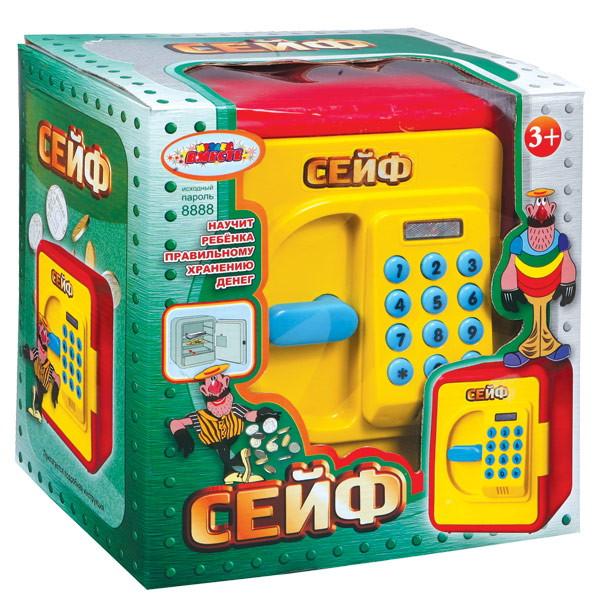 игрушка детский сейф