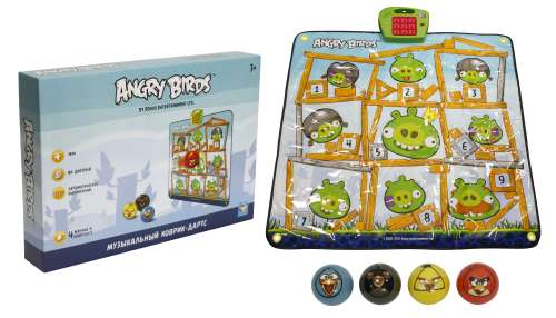 1toy ���.������-���� ����� Angry Birds, 4 ������