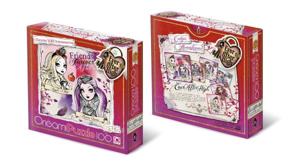 Пазл 100 эл Ever After High Пазл