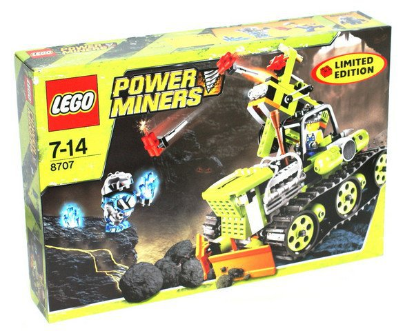 ���� 8707 Power Miners ����������