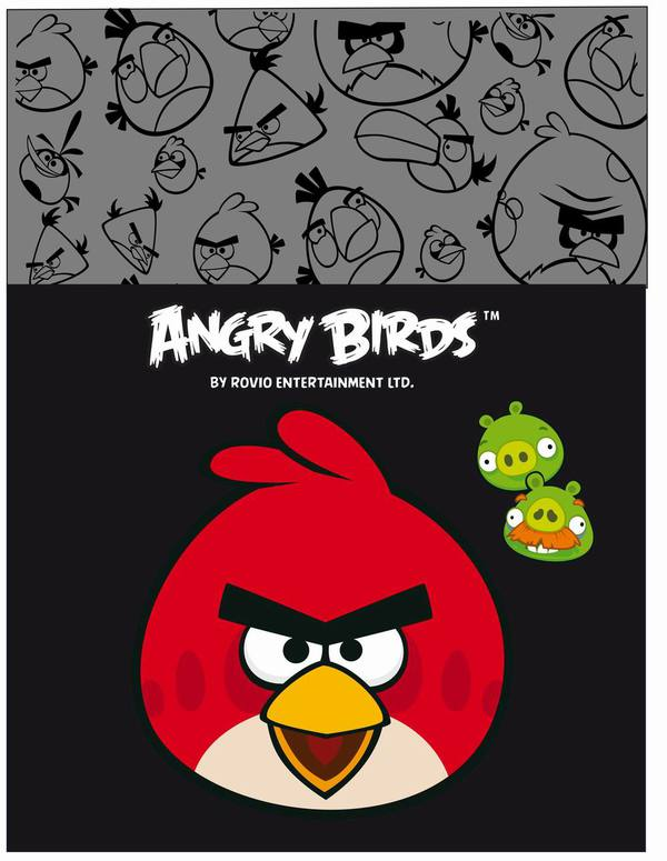 Angry Birds. ����� ��� ����� 31,5*41,8��