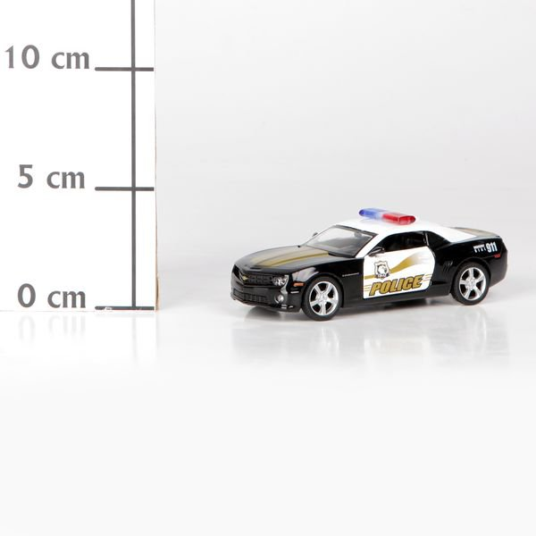 Метал.инерц. модель М1:32 RMZ CITY Chevrolet Camaro- полиция, арт.554005P.