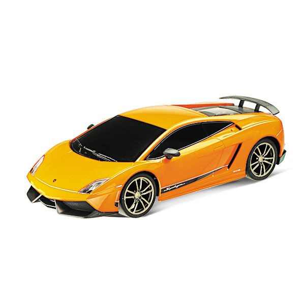 МАШИНА РУ LAMBORGHINI SUPERLEGGERA 1:24 В КОР.