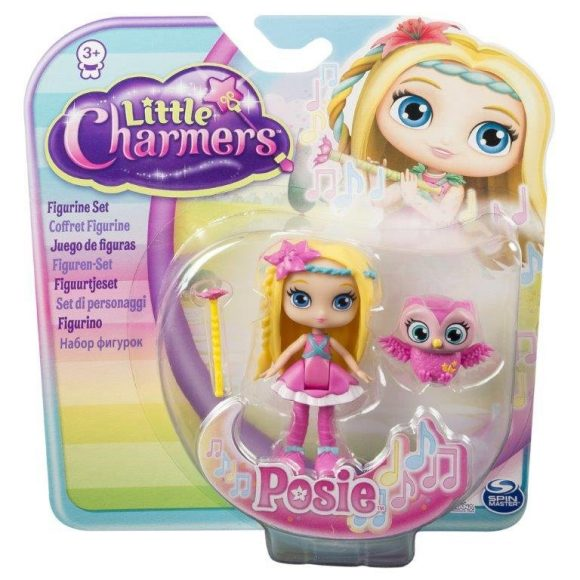 ������� Little Charmers ������� ������� � �������� � ���-��