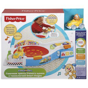 ������. FISHER PRICE� �������� ��� ������� ����� � ����������� SMART STAGES