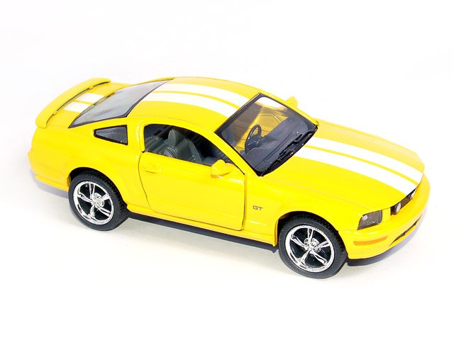 Машина 1:38 Ford Mustang GT 14052К509KT