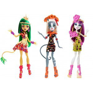 ������. MONSTER HIGH� ����� �� ����� ������������� �������� � ������������