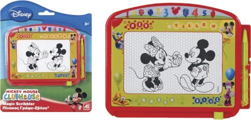 1toy Mickey Mouse Clubhouse магнит.доска дрис., 17,5х14см