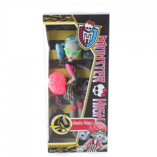 Monster High (������� ���). ����� Roller maze, �� ������� (X3671): Ghoulia Yelps