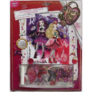 ����� ����������� MULTIART ���������� � ��������� � ����������, EVER AFTER HIGH