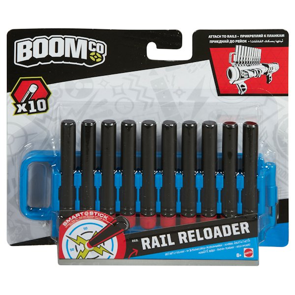 МАТТЕЛ. BOOMCO RAIL RELOADER ACCY