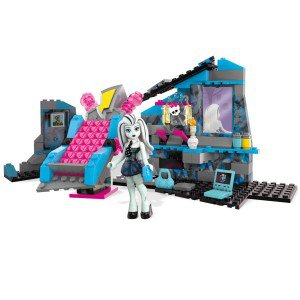 ������. MEGA BLOKS MONSTER HIGH ����� ������� ������ �����