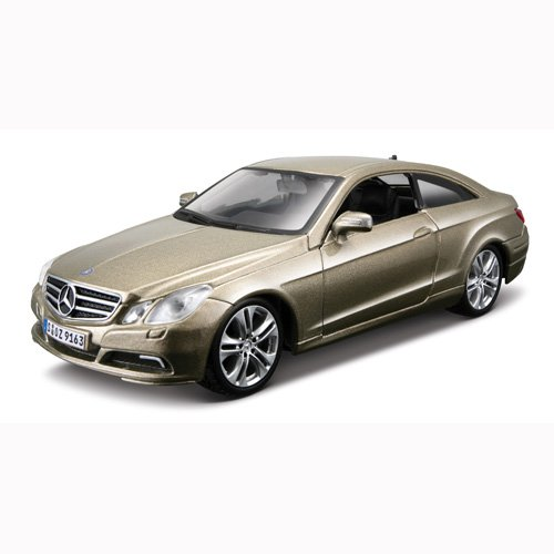 Bburago  1:32 AM STREET FIRE MERCEDES-BENZ E-CLASS COUPE