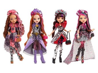 ����� Ever After High ������ ���������