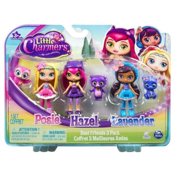 ������� Little Charmers 3 ������� ������� ������� � ���������