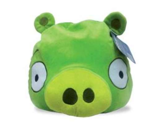 Angry Birds ������������ ������� ������� ������ Green pig 25��