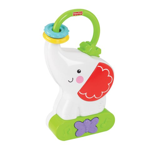 Ночник 6586Y Слоненок Fisher Price