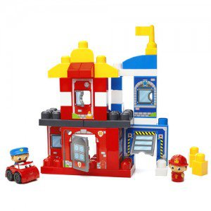 ������. MEGA BLOKS FIRST BUILDERS ������� ����� ������� ����������